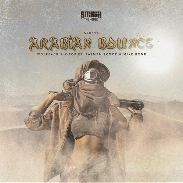 Album Arabian Bounce